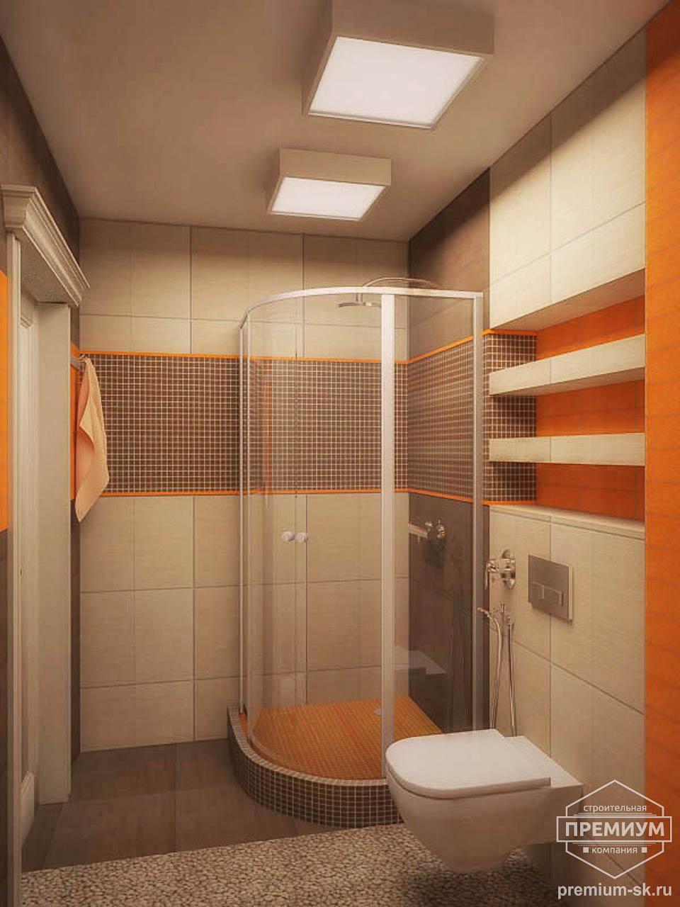 Дизайн интерьера однокомнатной квартиры по ул. Сыромолотова 11 img329504954