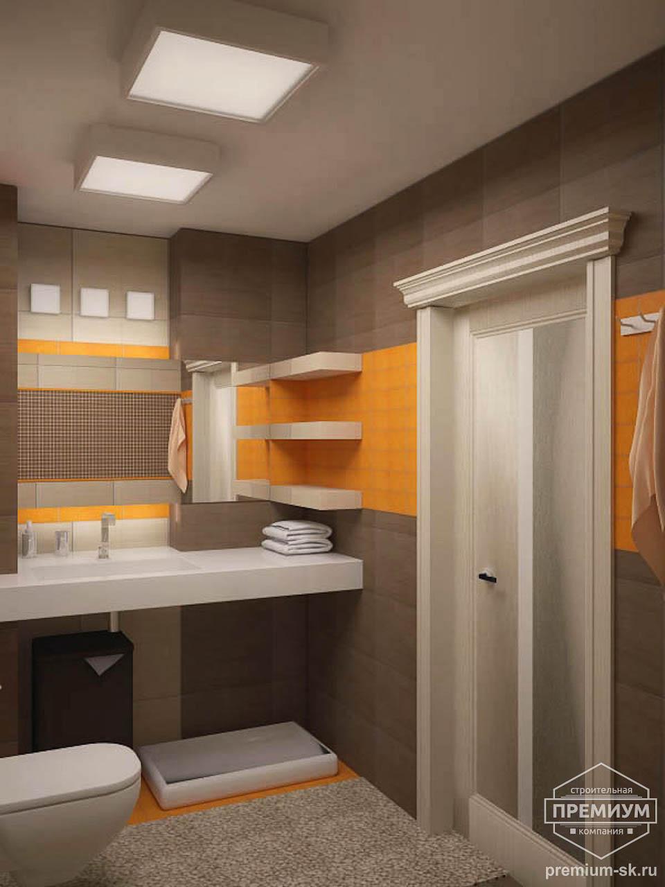 Дизайн интерьера однокомнатной квартиры по ул. Сыромолотова 11 img530090877