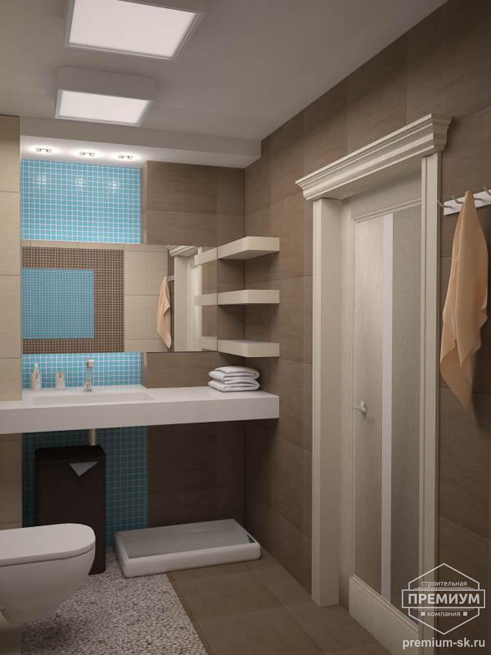Дизайн интерьера однокомнатной квартиры по ул. Сыромолотова 11 img1744415839