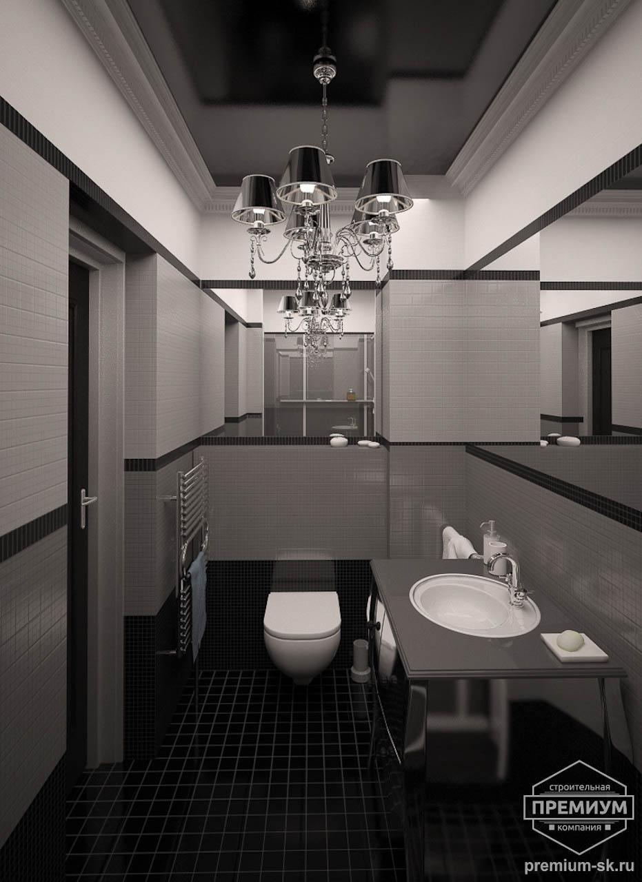 Дизайн интерьера однокомнатной квартиры по ул. Крауля 56 img543563545