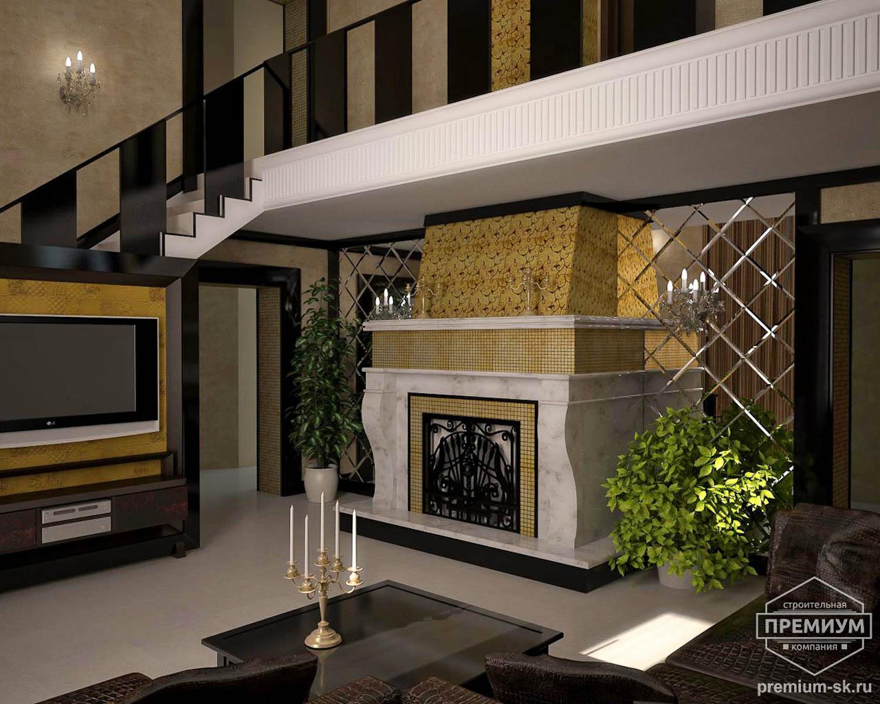 Дизайн интерьера коттеджа в п. Н. Рассоха img722676597