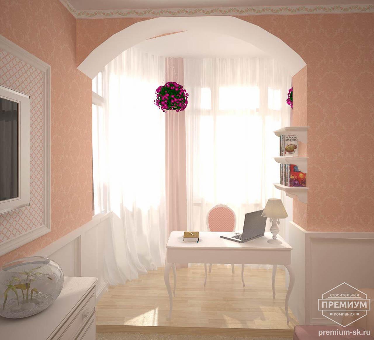 Дизайн интерьера коттеджа в п. Н. Рассоха img187686061