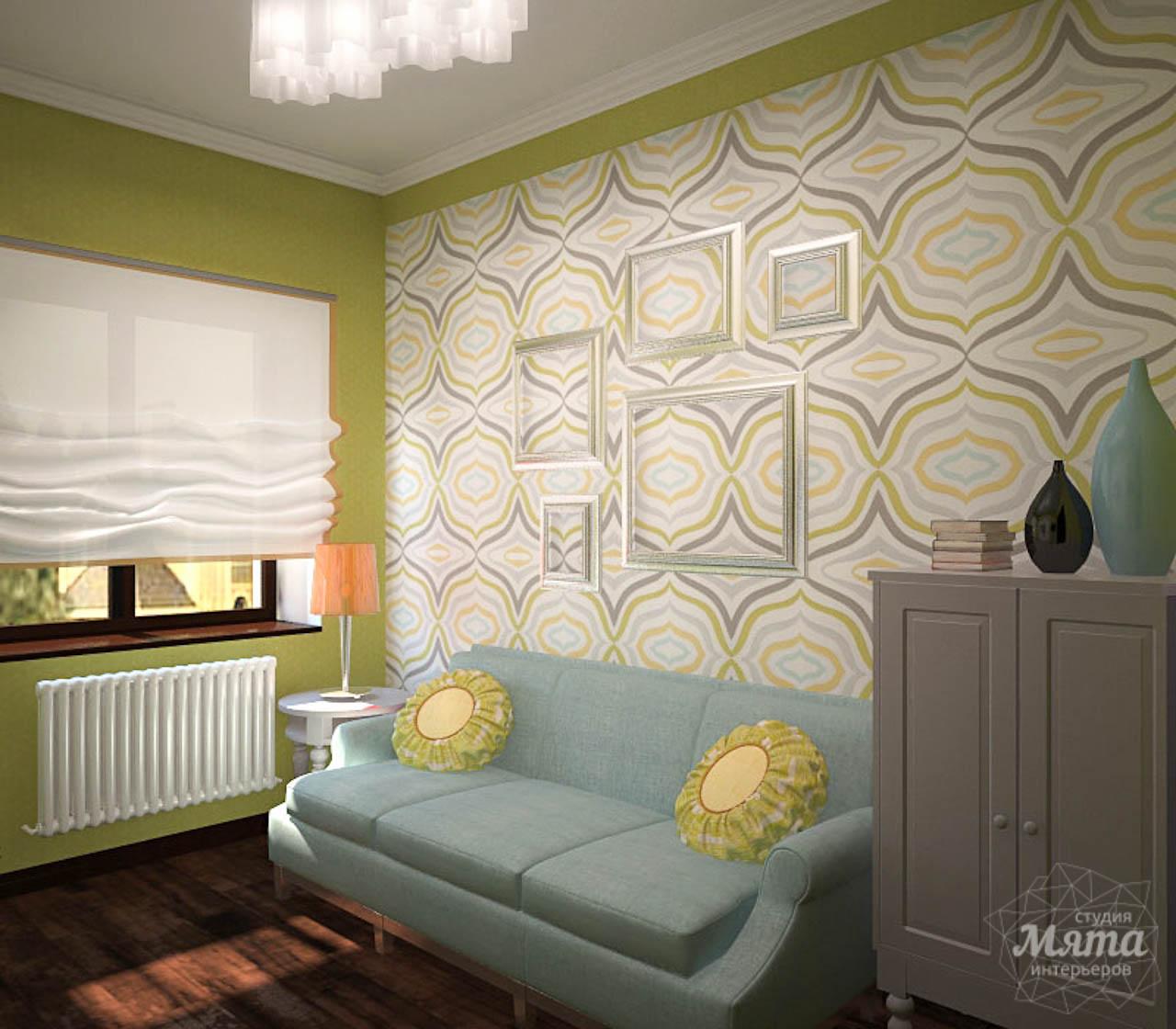 Дизайн интерьера коттеджа первого этажа по ул. Урожайная 17 img1277807194