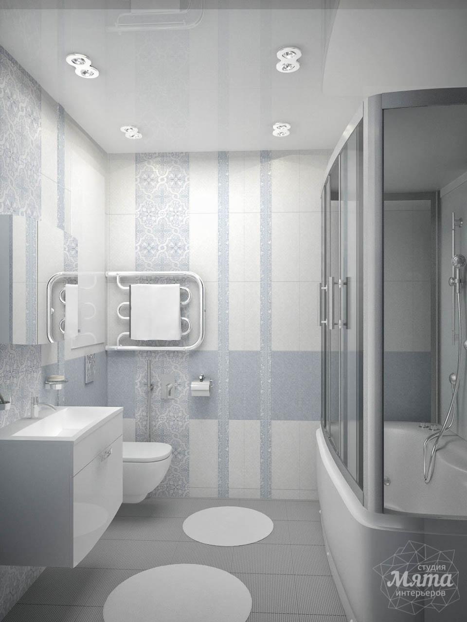 Дизайн интерьера и ремонт трехкомнатной квартиры по ул. Фучика 9 img667920183