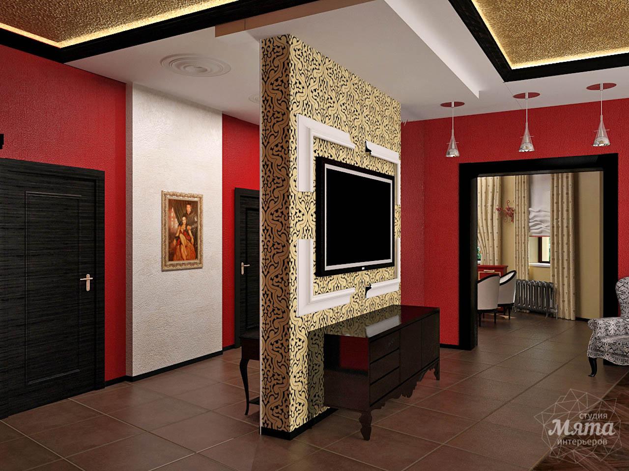 Дизайн интерьера коттеджа первого этажа по ул. Урожайная 17 img1144099079