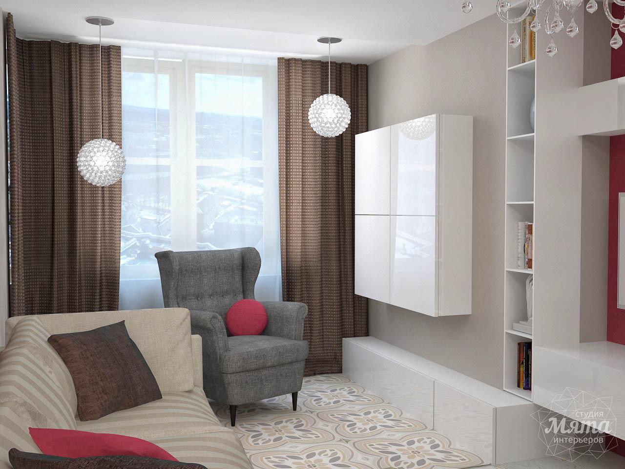 Дизайн интерьера и ремонт трехкомнатной квартиры по ул. Фучика 9 img1260483994