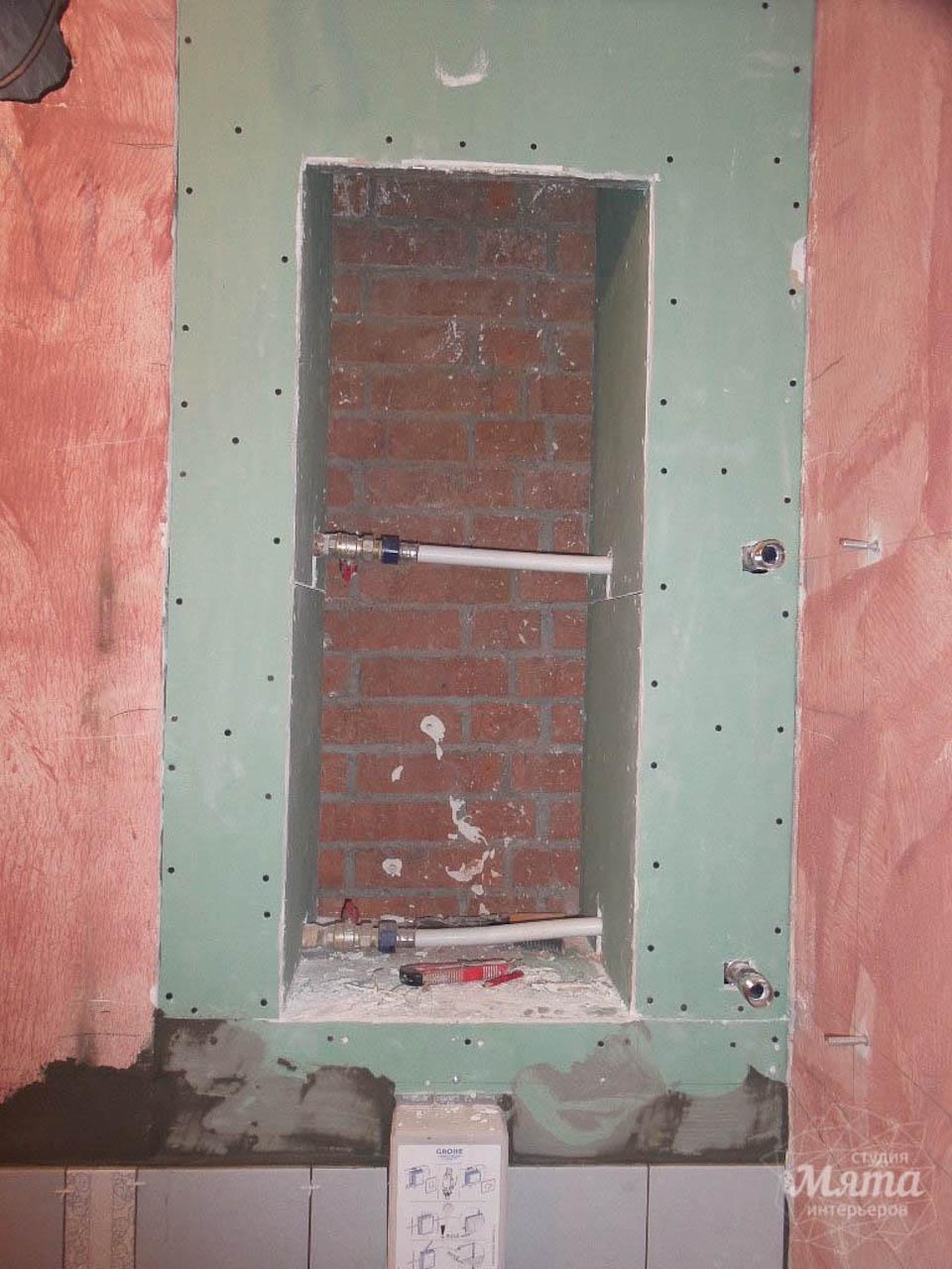 Дизайн интерьера и ремонт трехкомнатной квартиры по ул. Фучика 9 6