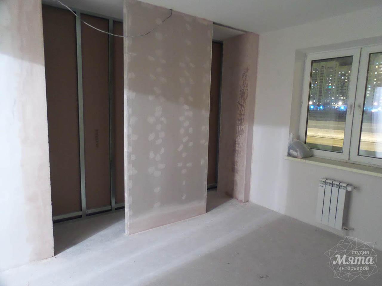 Дизайн интерьера и ремонт трехкомнатной квартиры по ул. Фучика 9 4
