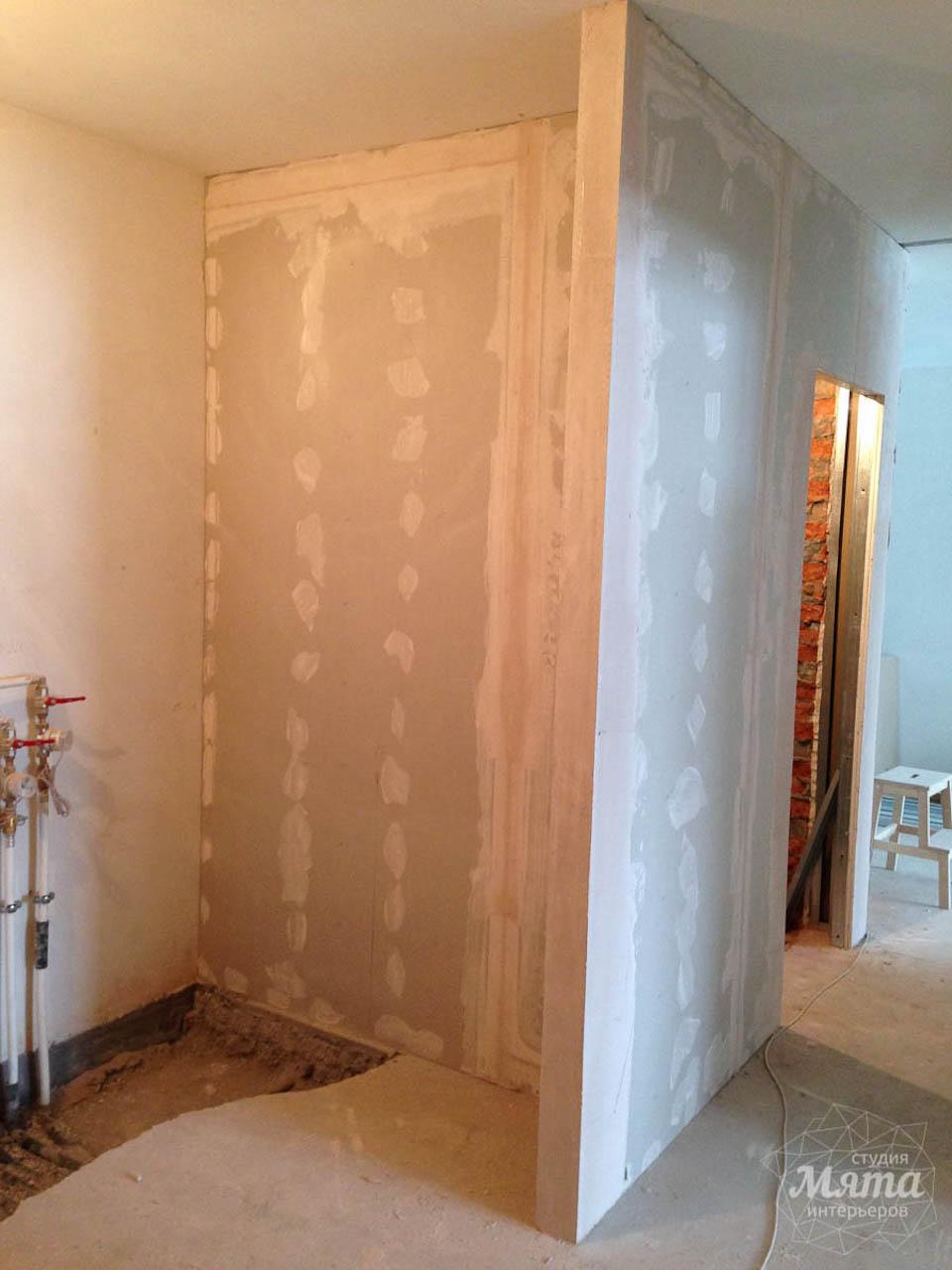 Дизайн интерьера и ремонт трехкомнатной квартиры по ул. Фучика 9 5