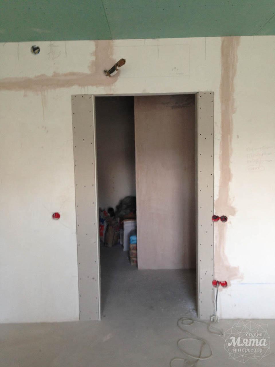 Дизайн интерьера и ремонт трехкомнатной квартиры по ул. Фучика 9 22