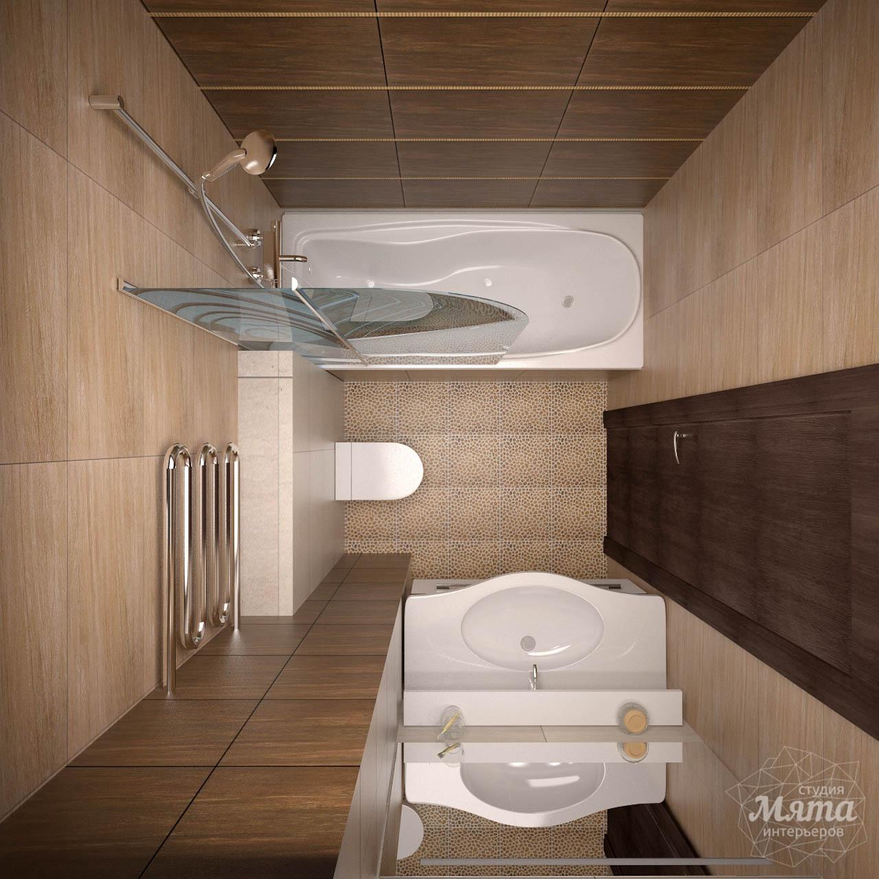 Дизайн интерьера двухкомнатной квартиры по ул. Комсомольская 14 img1339500056