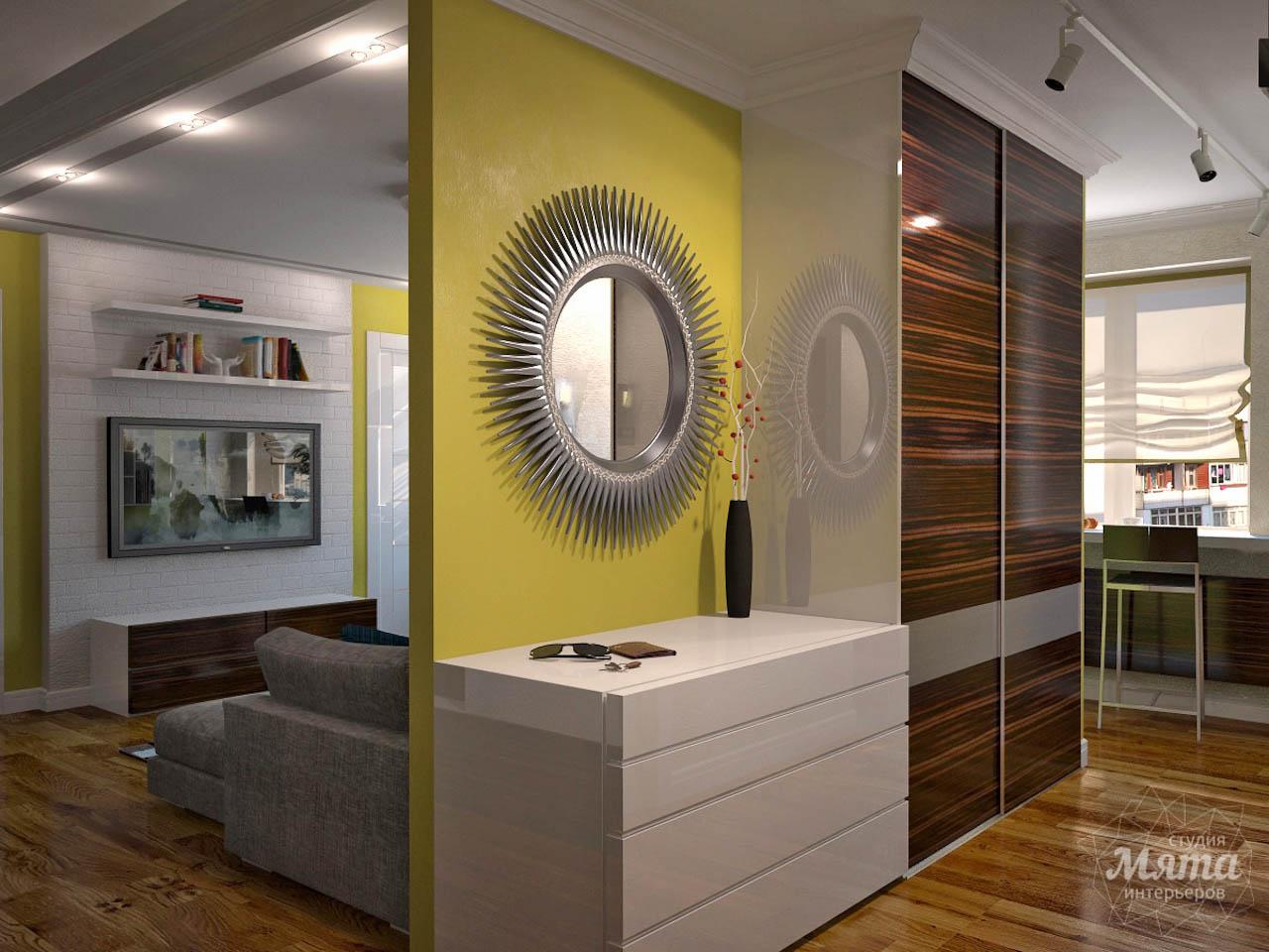 Дизайн интерьера двухкомнатной квартиры по ул. Комсомольская 14 img2054717566