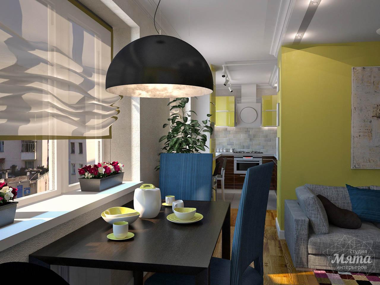 Дизайн интерьера двухкомнатной квартиры по ул. Комсомольская 14 img141091685