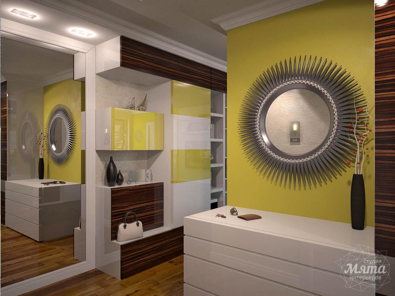 Дизайн интерьера двухкомнатной квартиры по ул. Комсомольская 14 img523857472