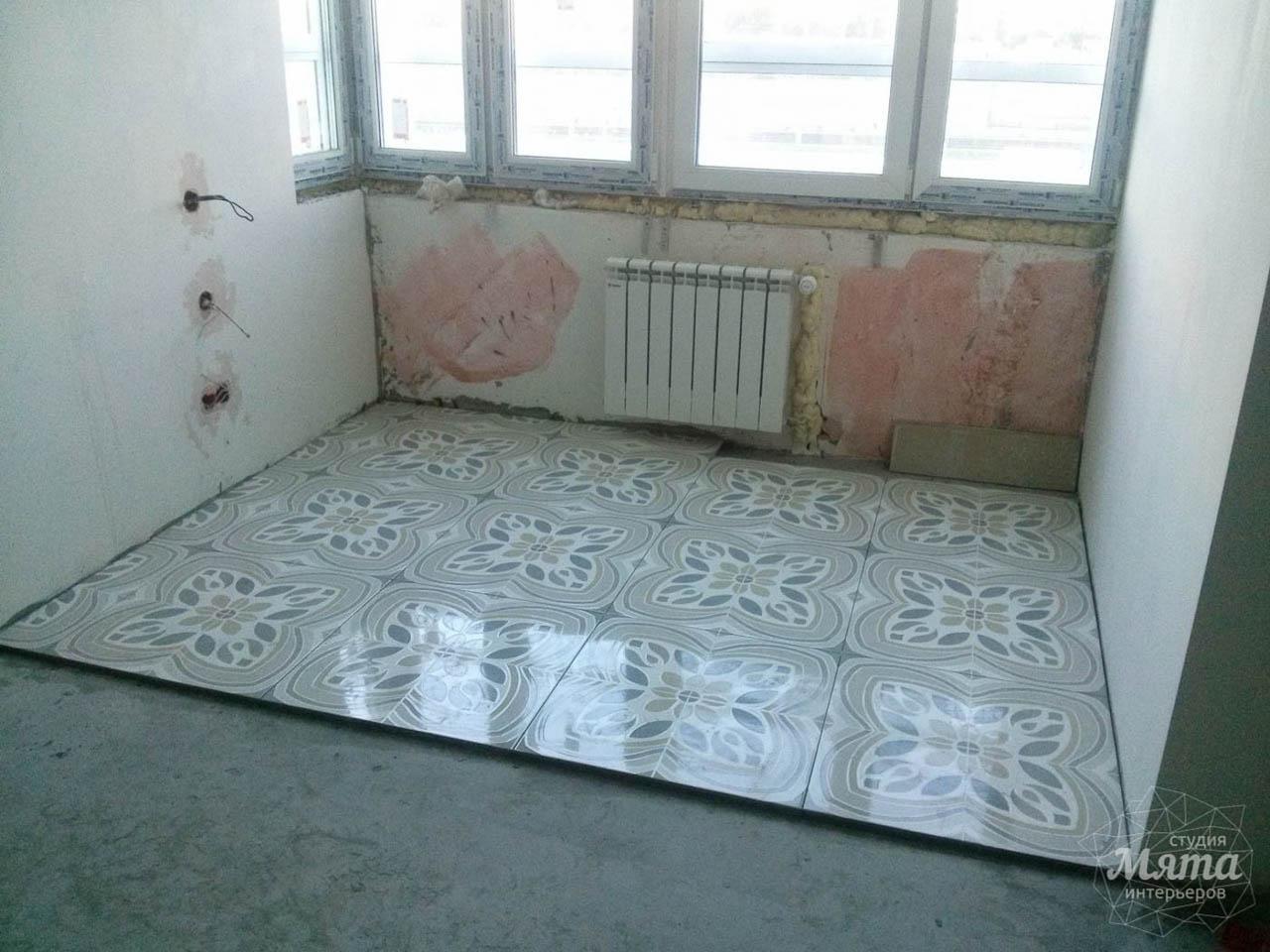 Дизайн интерьера и ремонт трехкомнатной квартиры по ул. Фучика 9 39