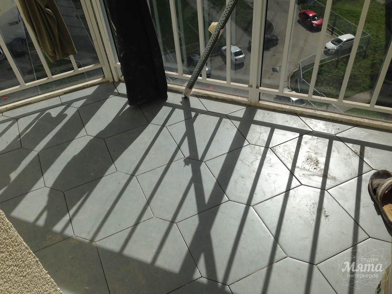 Дизайн интерьера и ремонт однокомнатной квартиры по ул. Сурикова 53а 39