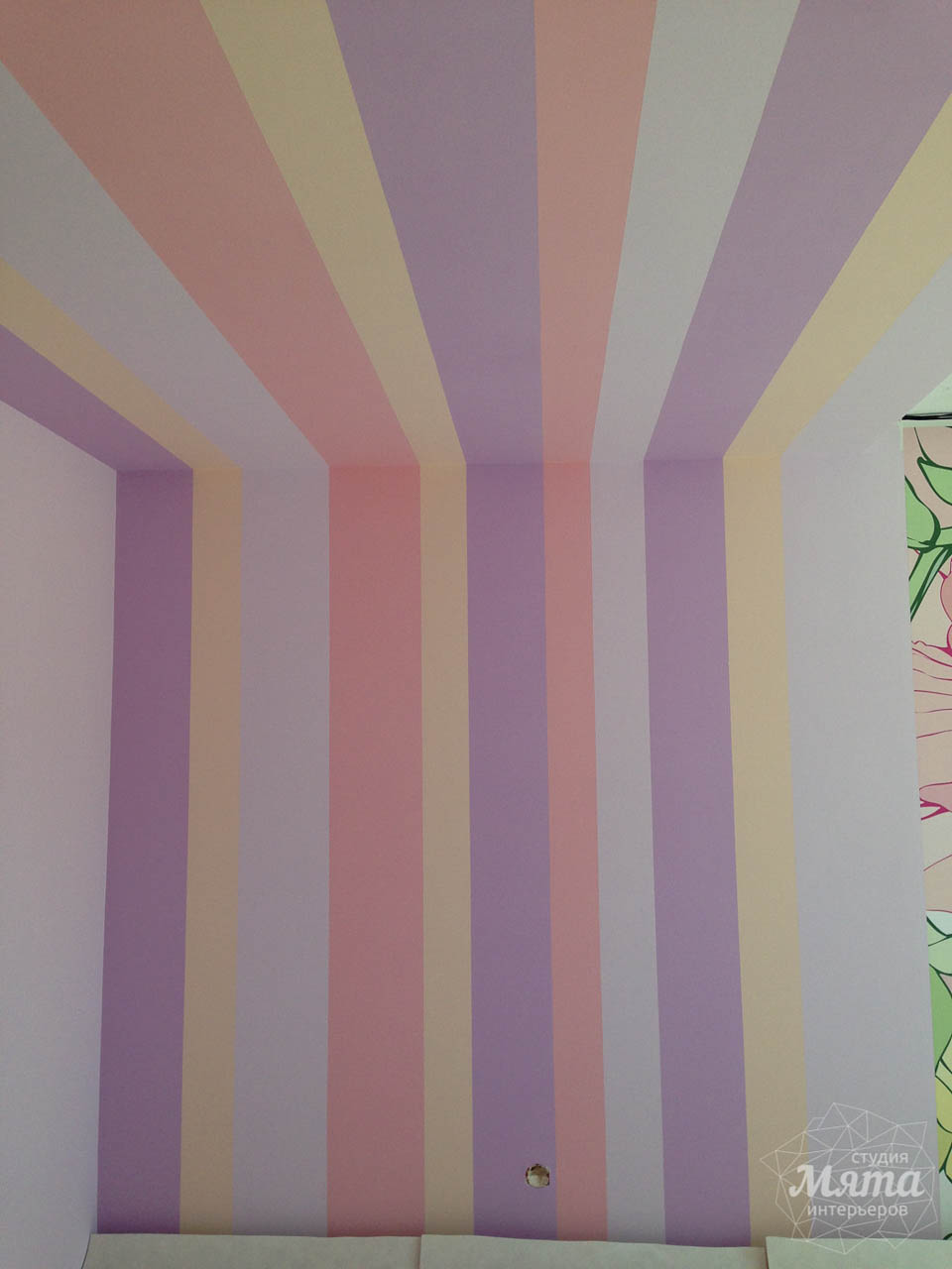 Дизайн интерьера и ремонт трехкомнатной квартиры по ул. Фучика 9 41