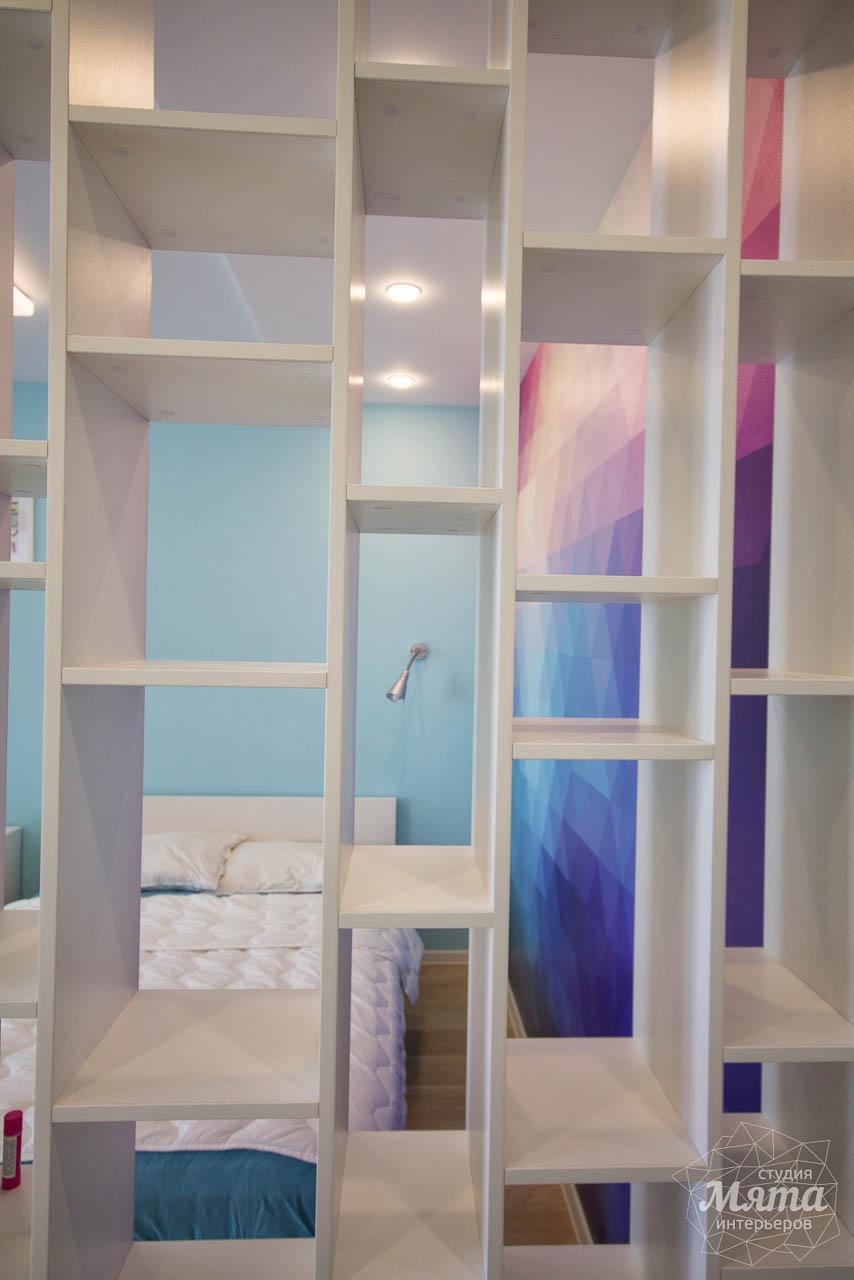 Дизайн интерьера и ремонт однокомнатной квартиры по ул. Сурикова 53а 11