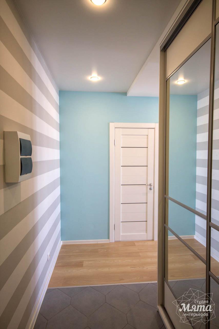 Дизайн интерьера и ремонт однокомнатной квартиры по ул. Сурикова 53а 17