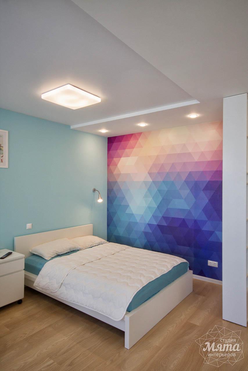 Дизайн интерьера и ремонт однокомнатной квартиры по ул. Сурикова 53а 21