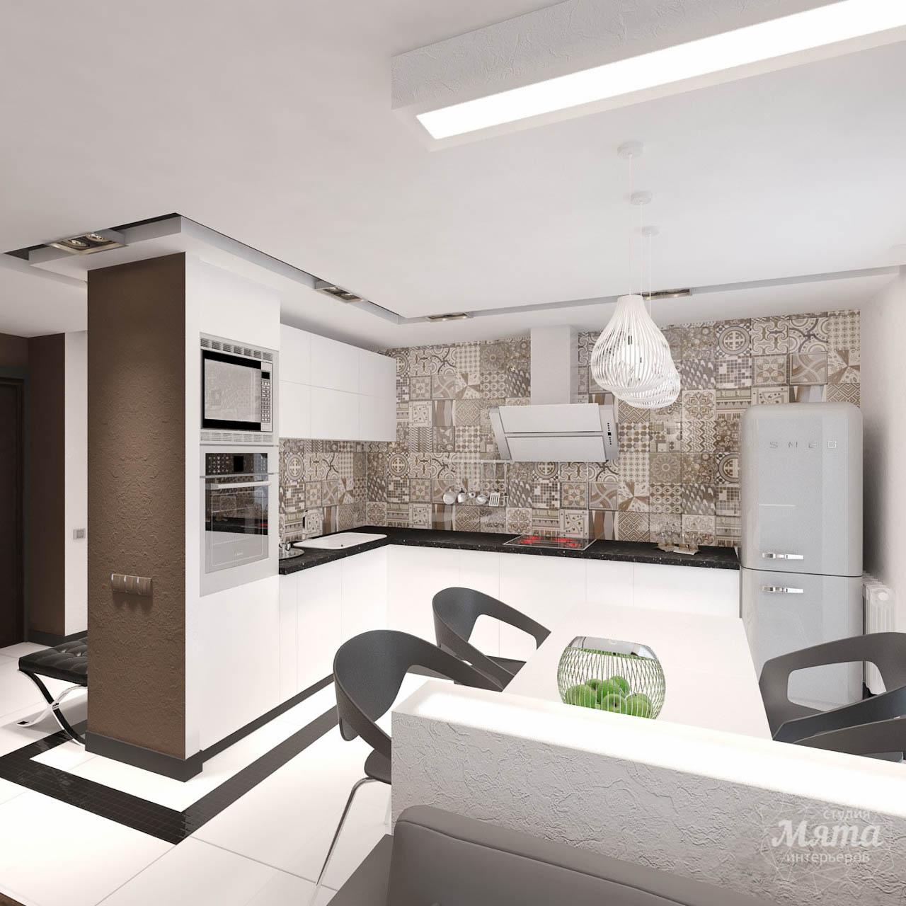 Дизайн интерьера однокомнатной квартиры по ул. Гагарина 27 img707806027