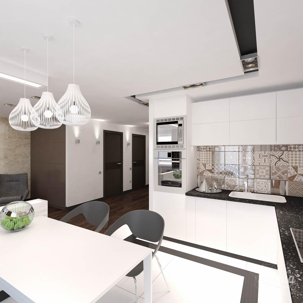 Дизайн интерьера однокомнатной квартиры по ул. Гагарина 27 img1610848999