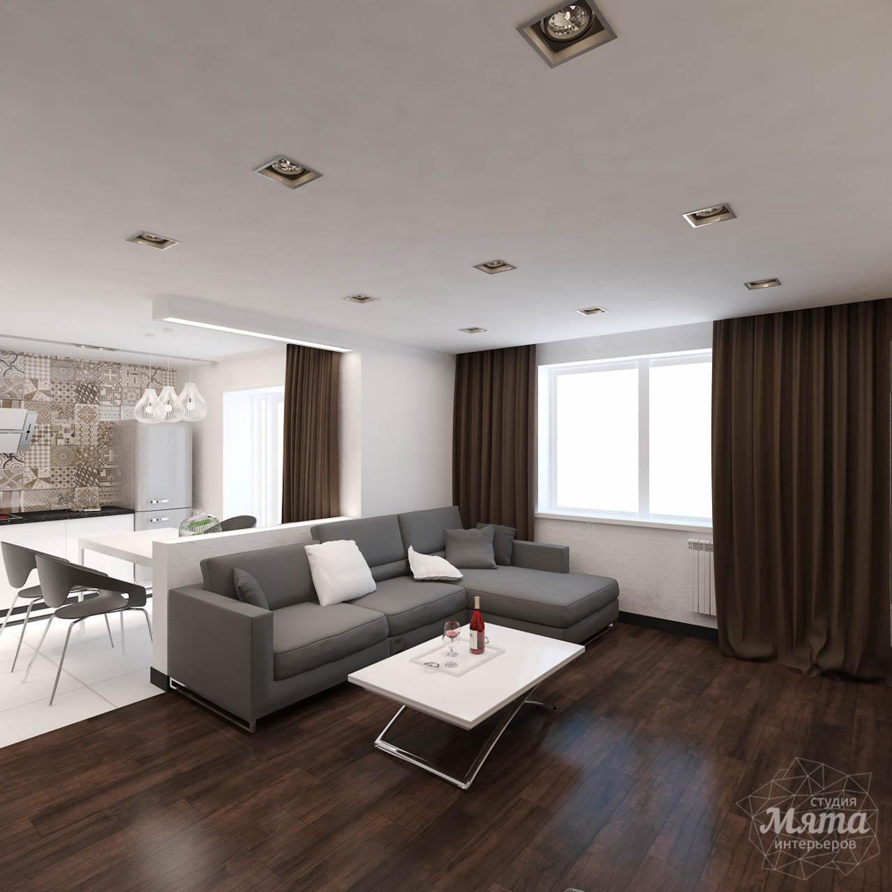 Дизайн интерьера однокомнатной квартиры по ул. Гагарина 27 img1702568187