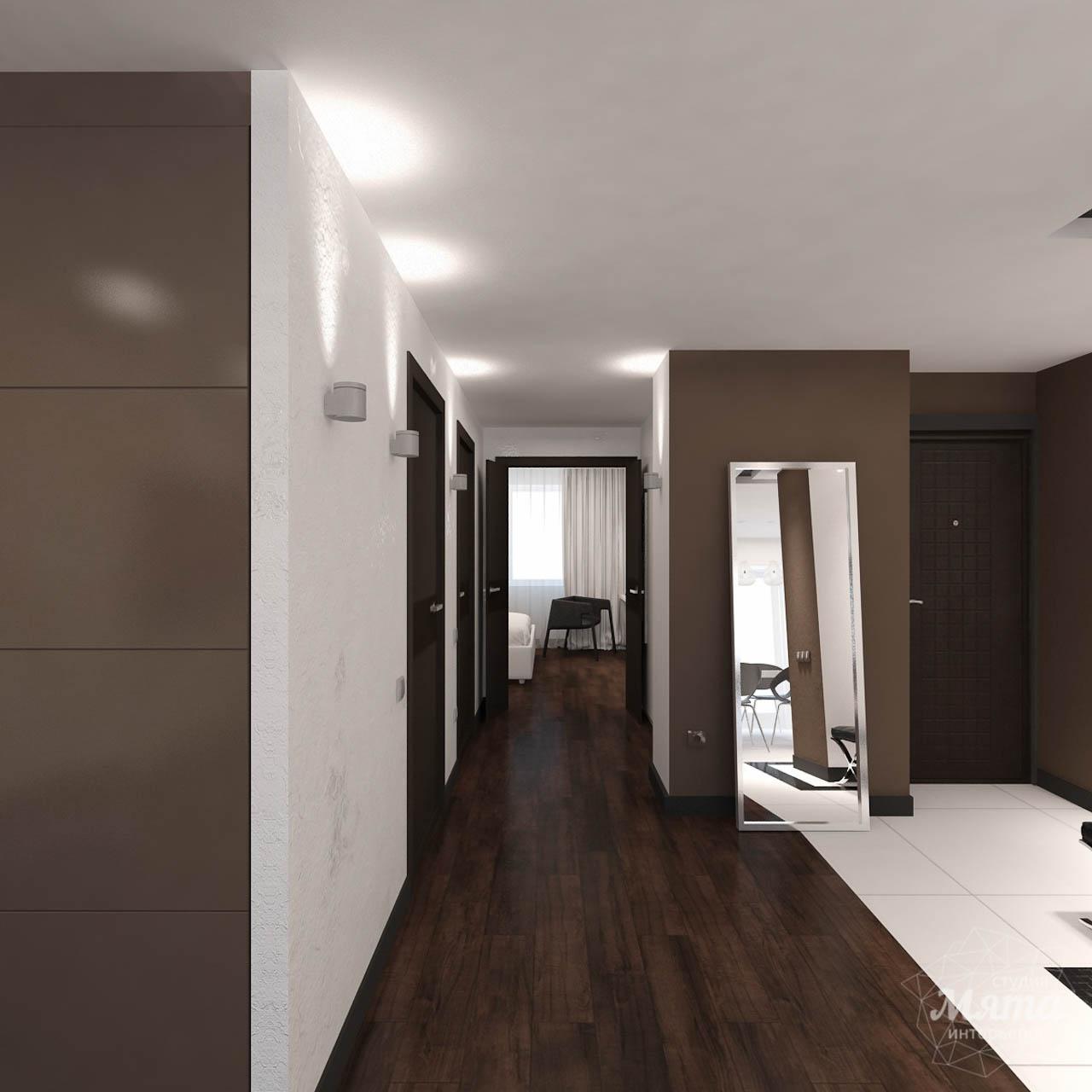 Дизайн интерьера однокомнатной квартиры по ул. Гагарина 27 img444567955