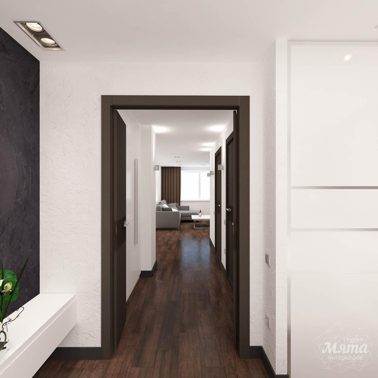 Дизайн интерьера однокомнатной квартиры по ул. Гагарина 27 img1096157877