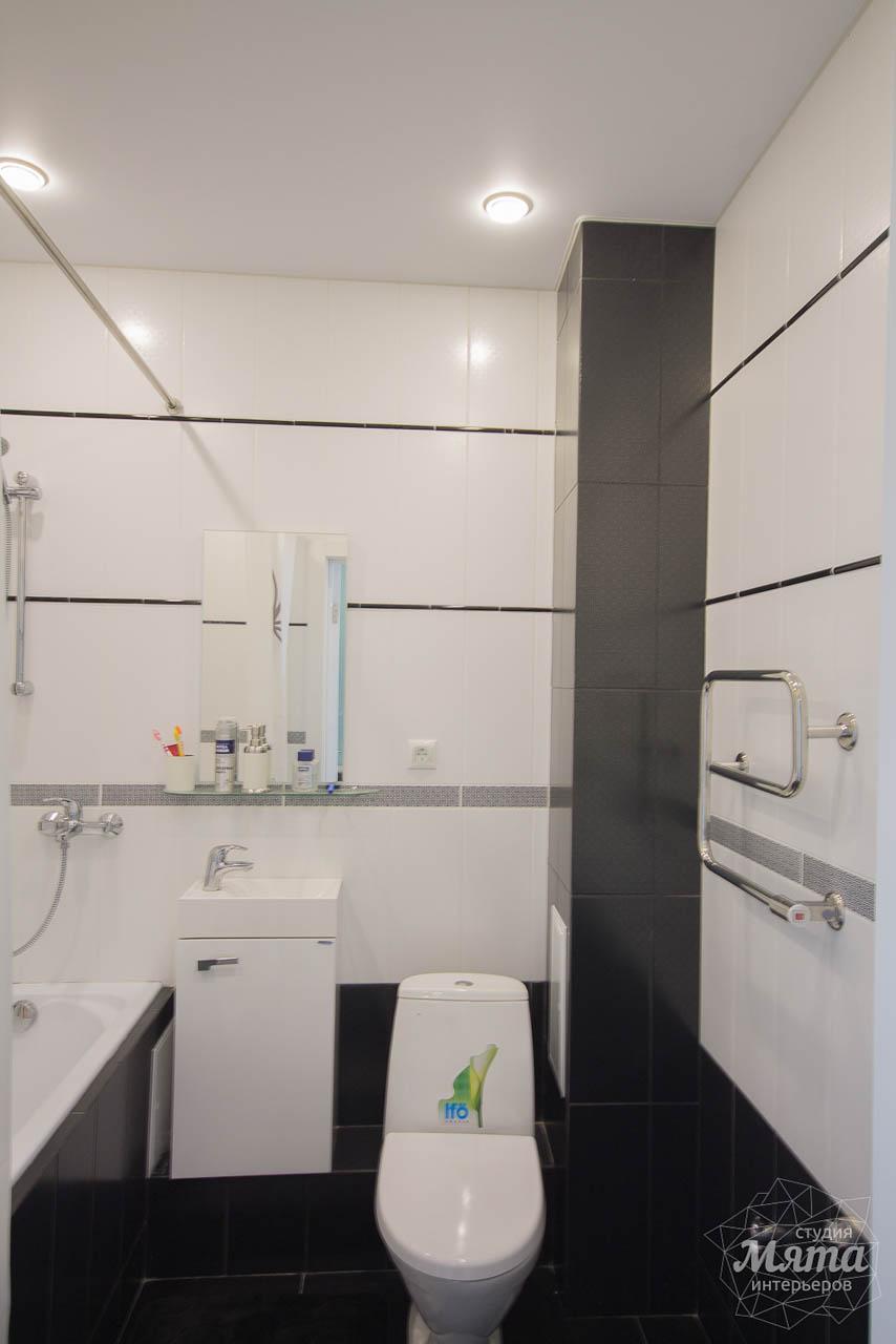 Дизайн интерьера и ремонт однокомнатной квартиры по ул. Сурикова 53а 24