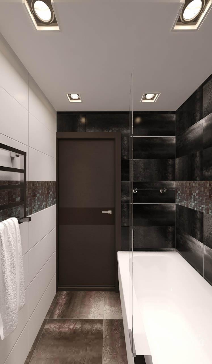 Дизайн интерьера однокомнатной квартиры по ул. Гагарина 27 img620707803
