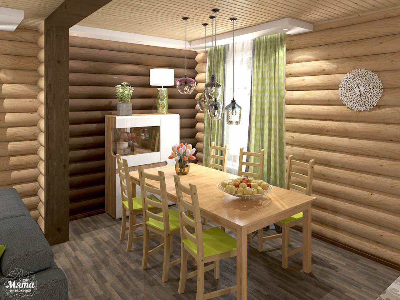 Дизайн интерьера коттеджа в п. В. Сысерть  img1283960727