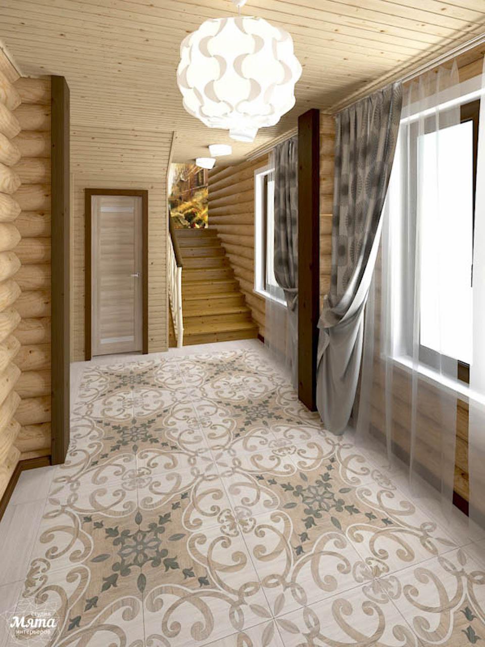 Дизайн интерьера коттеджа в п. В. Сысерть  img48307840
