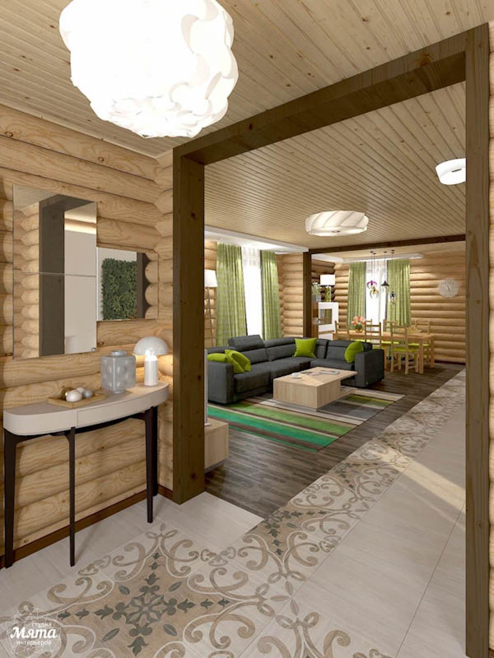 Дизайн интерьера коттеджа в п. В. Сысерть  img1846054417