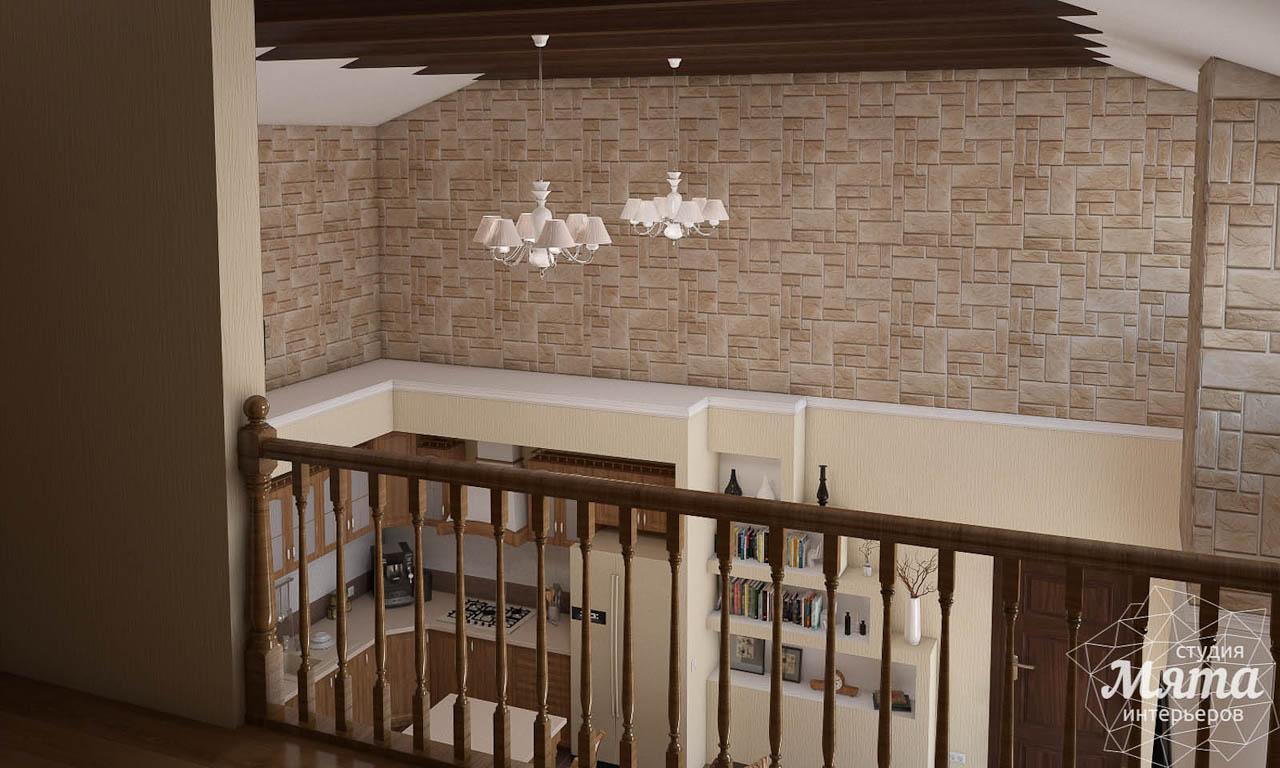 Дизайн интерьера коттеджа в современном стиле в п. Образцово  img1068193099