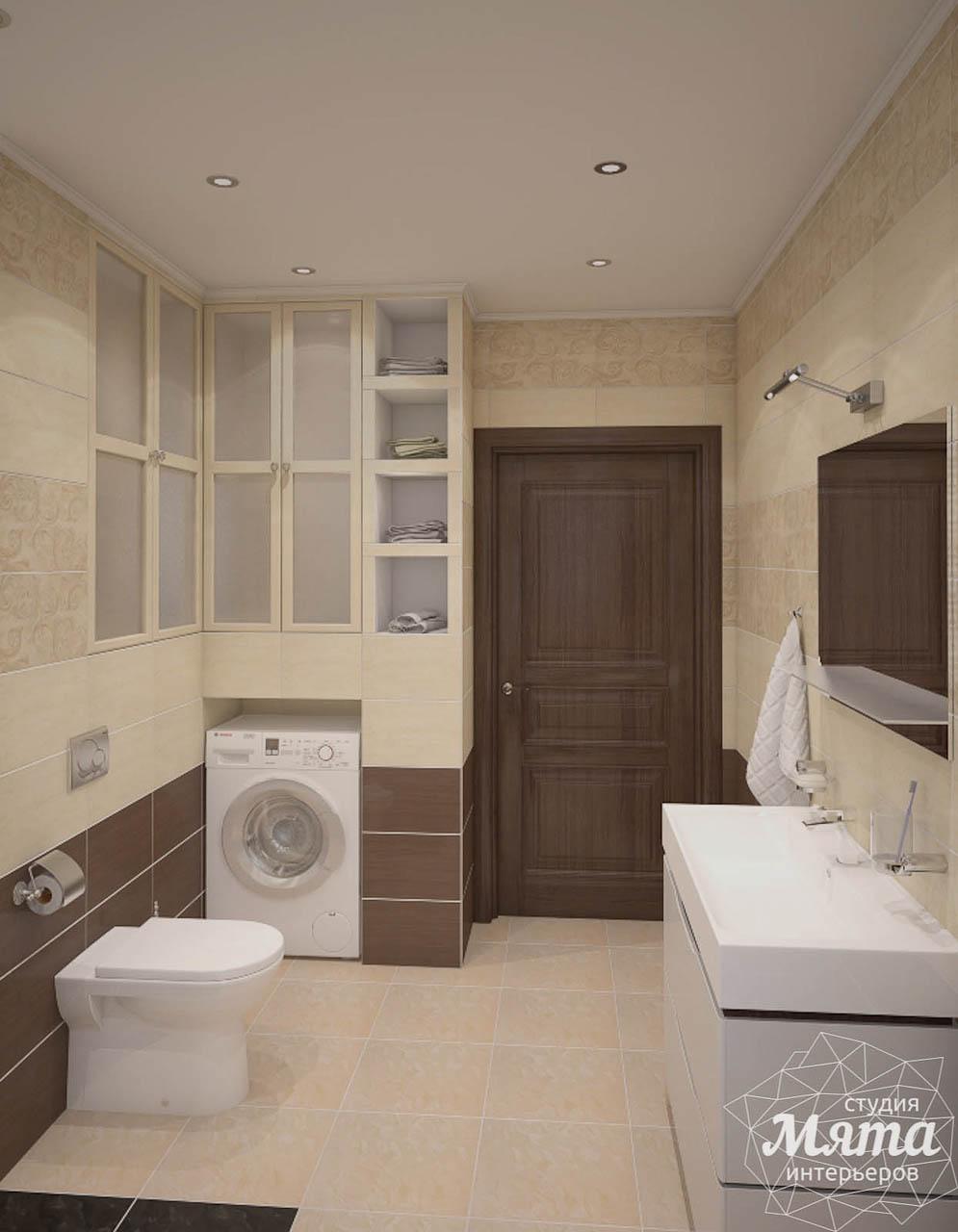 Дизайн интерьера коттеджа в современном стиле в п. Образцово  img870111876