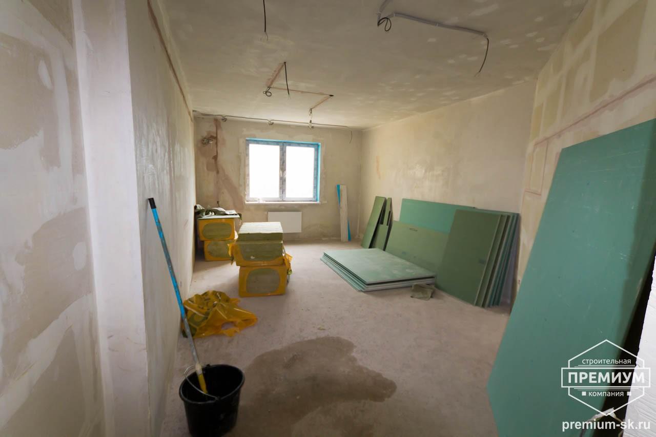 Дизайн интерьера и ремонт трехкомнатной квартиры по ул. Авиационная, 16  21