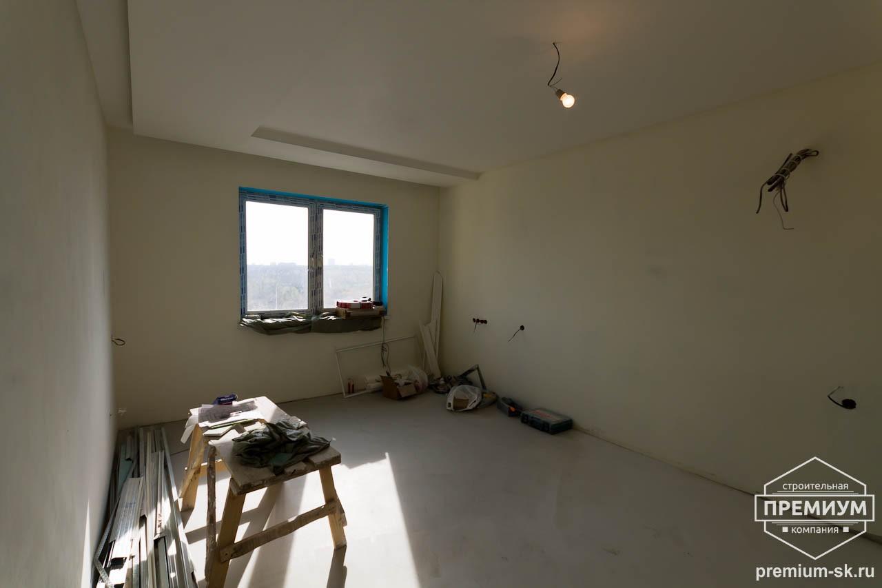 Дизайн интерьера и ремонт трехкомнатной квартиры по ул. Авиационная, 16  41