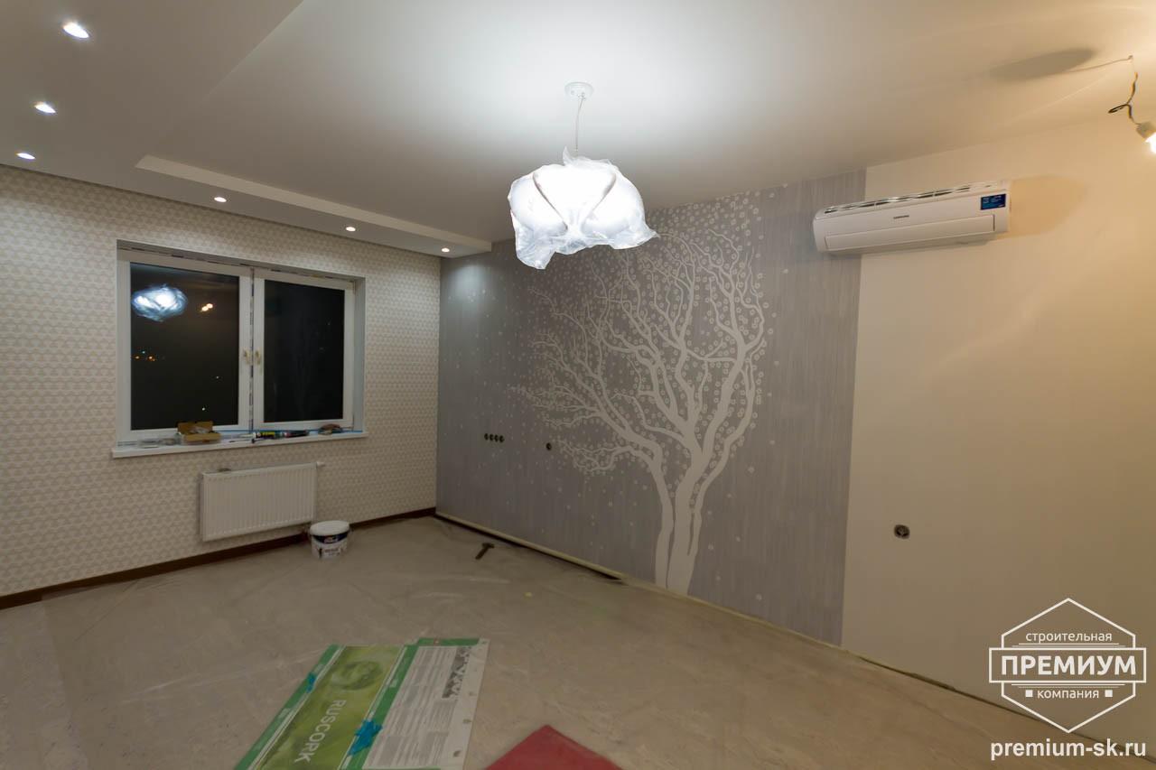 Дизайн интерьера и ремонт трехкомнатной квартиры по ул. Авиационная, 16  59