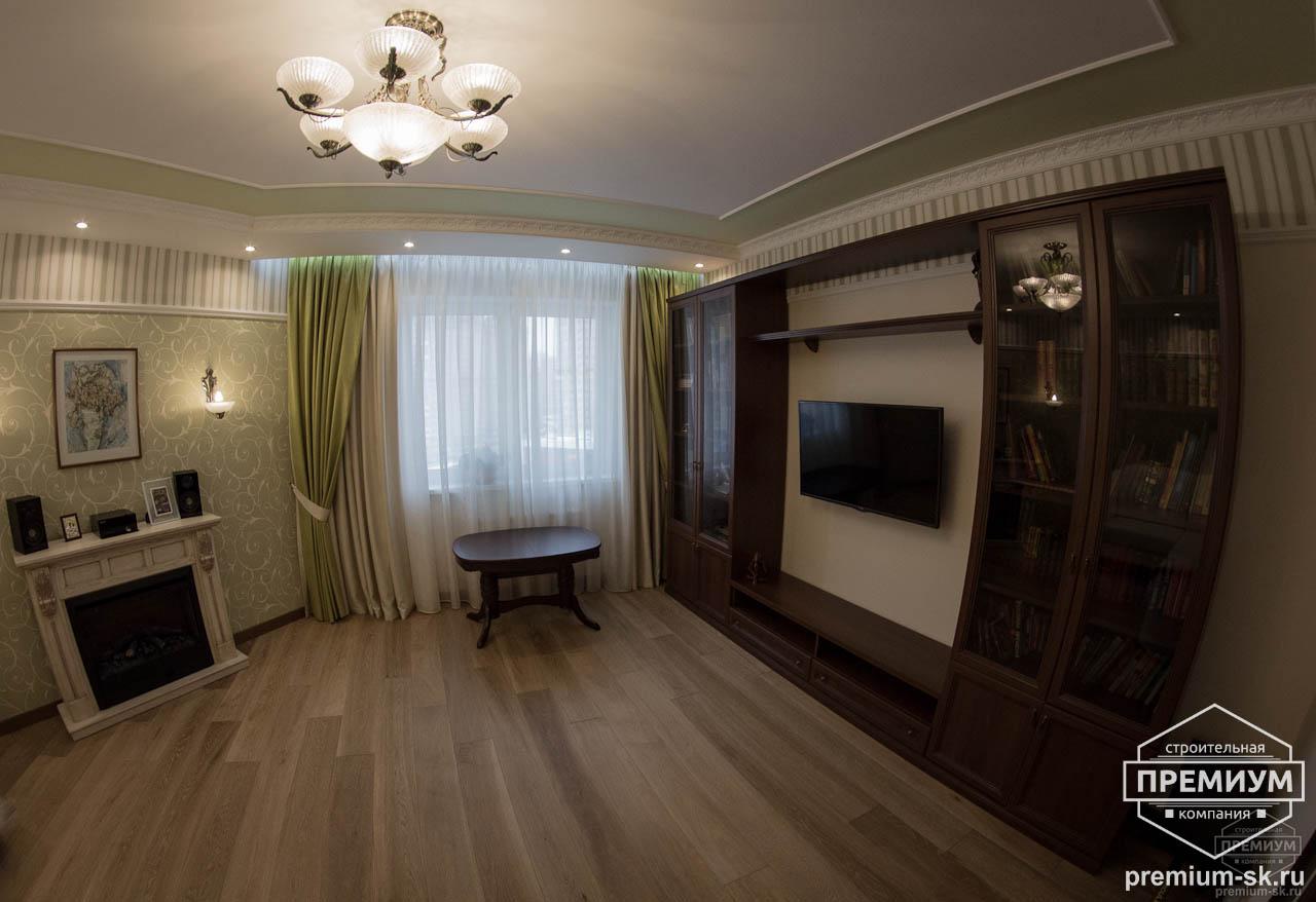 Дизайн интерьера и ремонт трехкомнатной квартиры по ул. Авиационная, 16  3