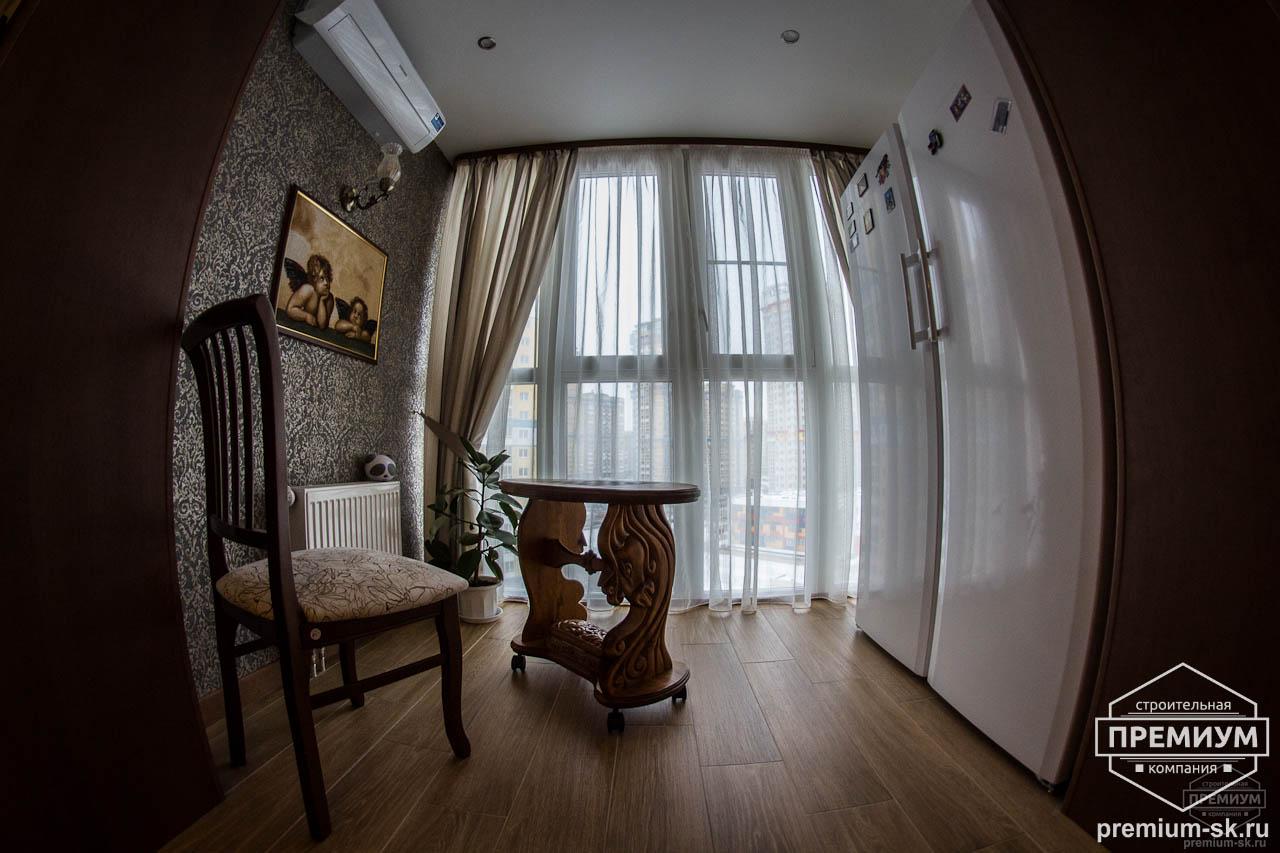 Дизайн интерьера и ремонт трехкомнатной квартиры по ул. Авиационная, 16  9