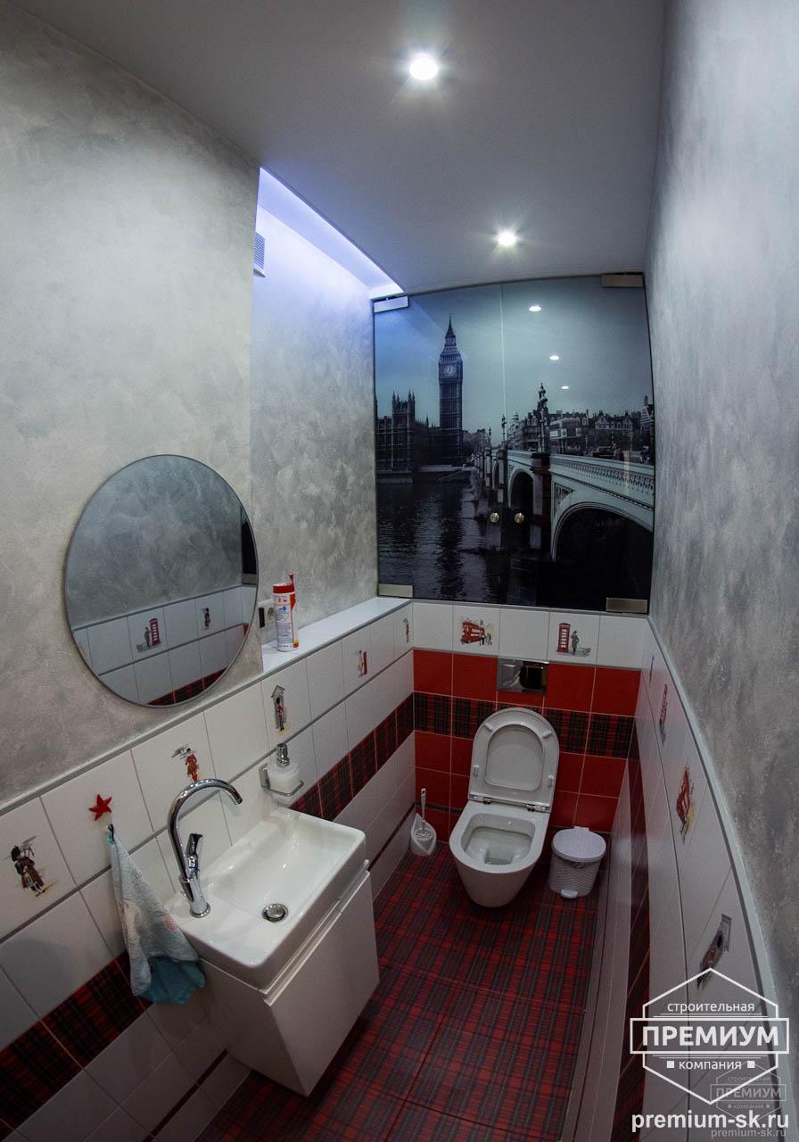 Дизайн интерьера и ремонт трехкомнатной квартиры по ул. Авиационная, 16  14