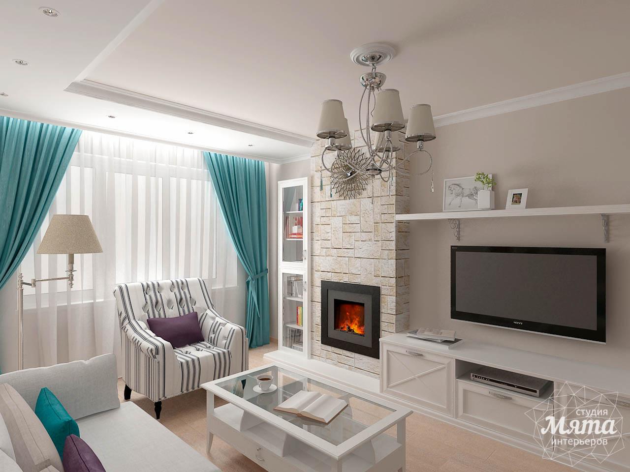 Дизайн интерьера двухкомнатной квартиры по ул. Шаумяна 93 img1968162445