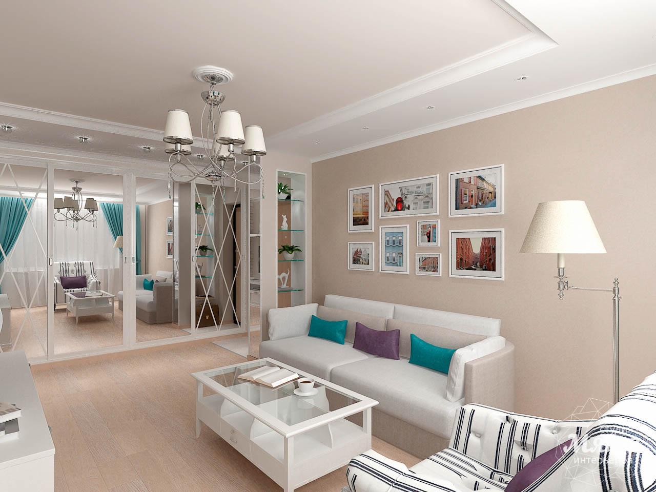 Дизайн интерьера двухкомнатной квартиры по ул. Шаумяна 93 img507192754