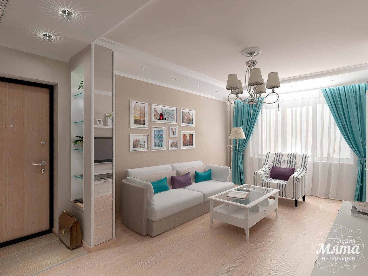 Дизайн интерьера двухкомнатной квартиры по ул. Шаумяна 93 img107129969