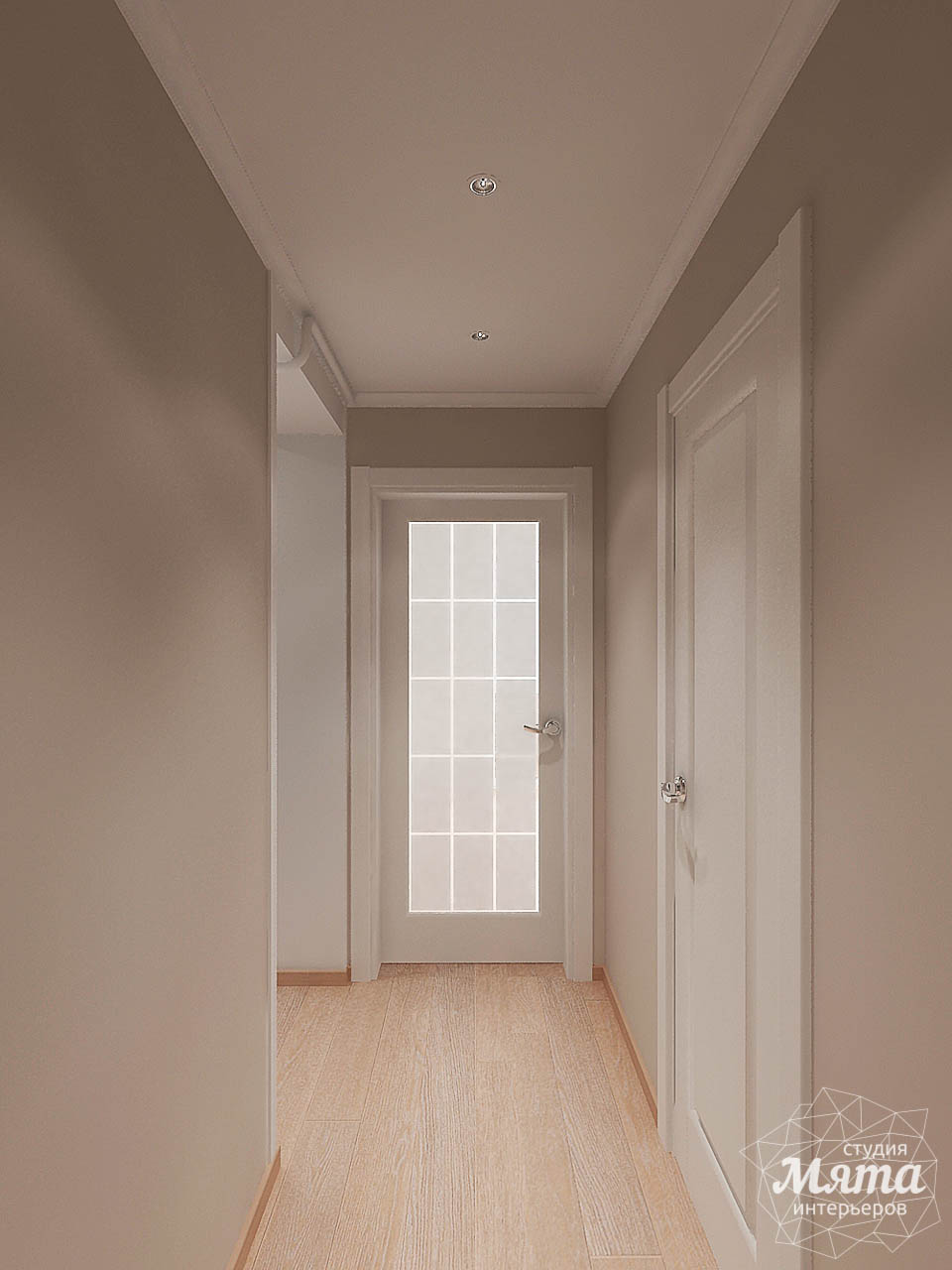 Дизайн интерьера двухкомнатной квартиры по ул. Шаумяна 93 img1595805727