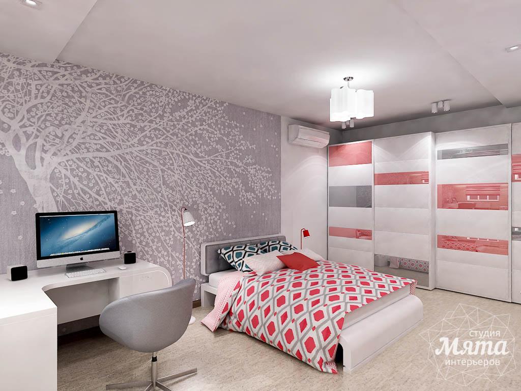 Дизайн интерьера и ремонт трехкомнатной квартиры по ул. Авиационная, 16  img1100259589