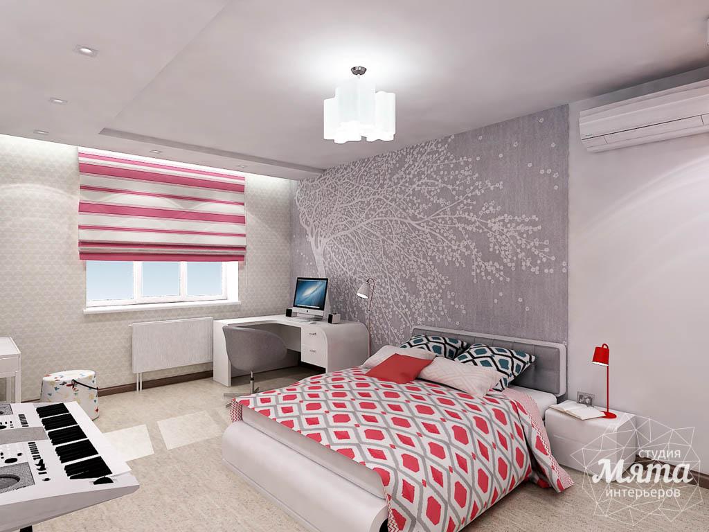 Дизайн интерьера и ремонт трехкомнатной квартиры по ул. Авиационная, 16  img2081015608