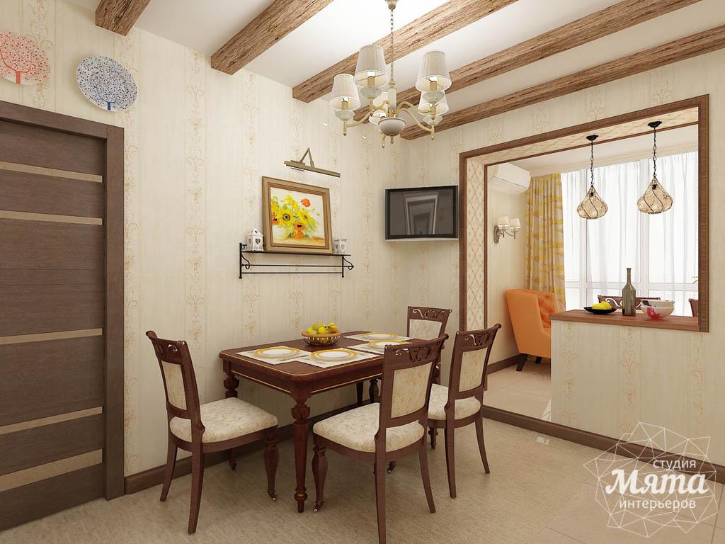 Дизайн интерьера и ремонт трехкомнатной квартиры по ул. Авиационная, 16  img1374013529