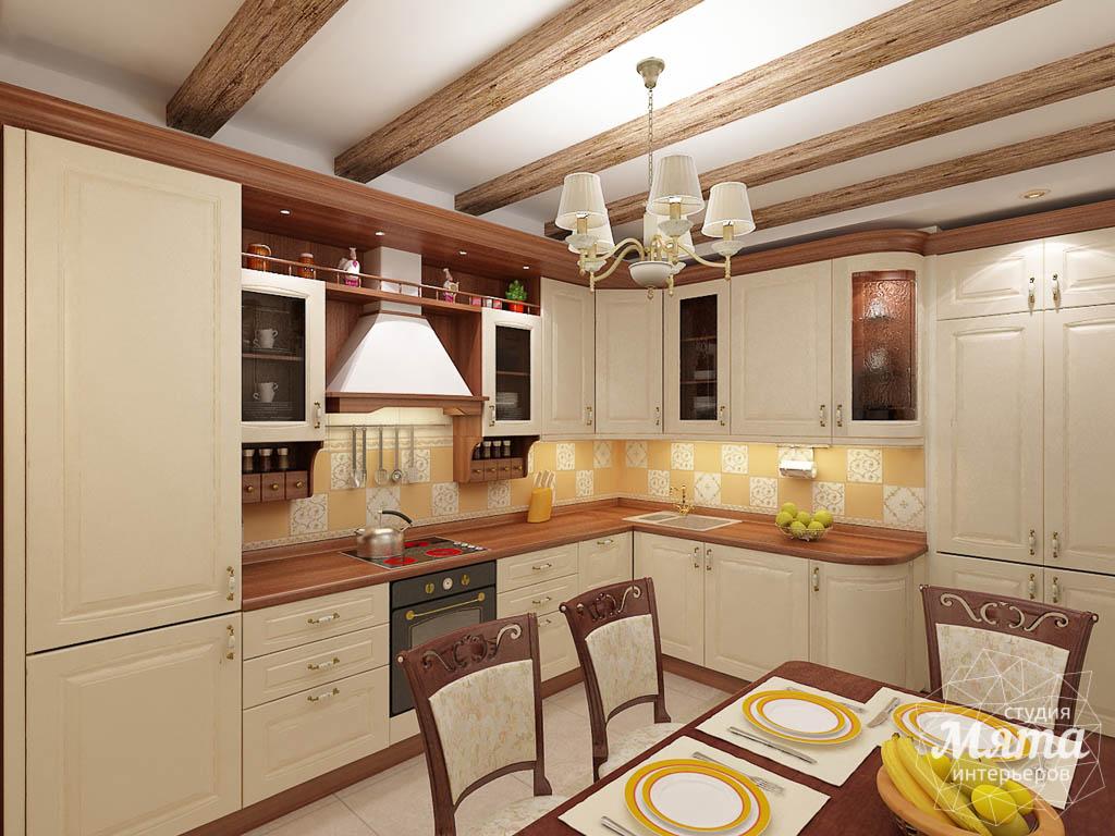 Дизайн интерьера и ремонт трехкомнатной квартиры по ул. Авиационная, 16  img181435538